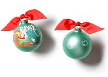 Coton Colors Dinosaur Ornament