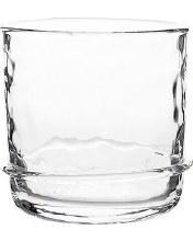 Juliska Glassware Carine Clear Double Old Fashion