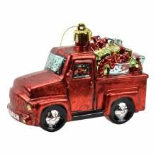 Antique Truck Mercury Ornament