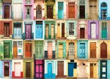 Jigsaw Puzzle All The Doors