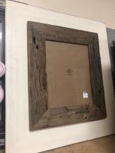 Barnwood Double Frame