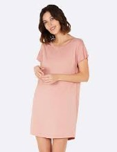 Boody Wear Night Dress Pink Extra Large
