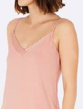 Boody Wear Sleep Cami Pink Extra Large