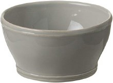 Casafina Dinnerware Fontana Grey Soup/Cereal Bowl