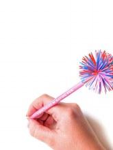 Girl Power Pen - Pink