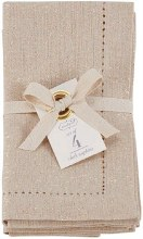 Gold Cotton Napkin Set