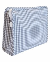 Gingham Roadie - Gray