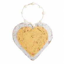Foil Ornament Heart