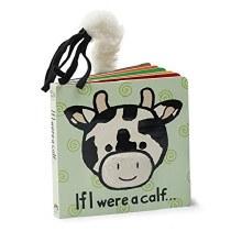 If I Were a Calf Book