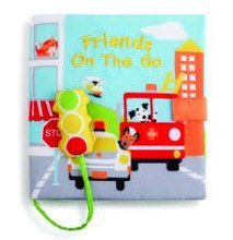 Friends on the Go book