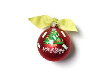 Merry & Bright Tree Ornament
