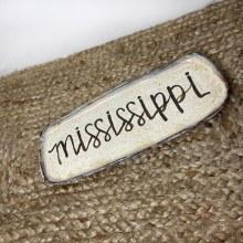 Etta B Birch Mississippi Tray