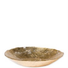 Moon Glass Large Bowl