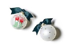 Mr & Mrs 1st Christmas Ornament