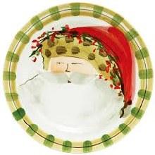 Old St. Nick Red Hat Salad