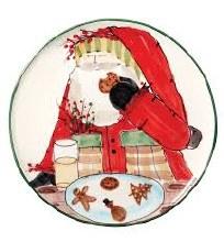 Old St Nick Cookie Platter
