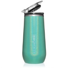 Brumate Insulated Champagne Flute Peacock