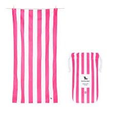 Dock & Bay XL Towel - Phi Phi Pink