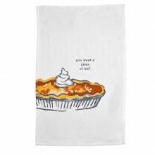 Pie Towel