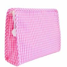 Pink Gingham Roadie