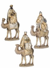 3 Kings On Camels