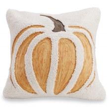Cut Out Pumpkin Pillow