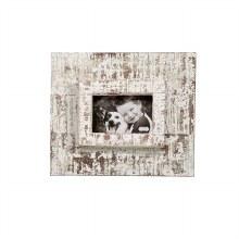 Small White Wash Frame