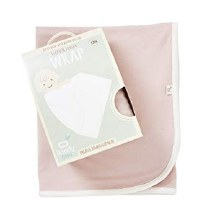 Boody Baby Rose Stretch Jersey Blanket