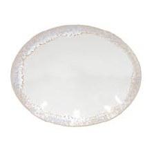 Casafina Serve Ware Taormina White Oval Platter