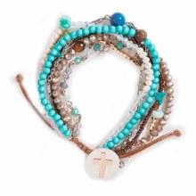 Prayer Bracelet Turquoise