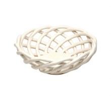 Casafina Medium Round Basket White
