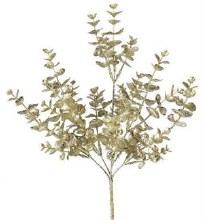 Gold Eucalyptus Branch