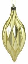 Diamond Gold Cut Finial