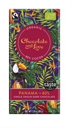Chocolate and Love Panama 80% 80g