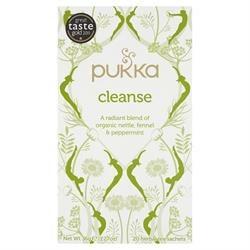 Pukka Herbs Cleanse Tea 20 sachet