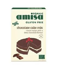 Amisa Chocolate Cake Mix Gluten Free 400g