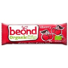Beond Org Sour Cherry Fruit &Nut Bar 35g