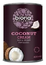 Biona Coconut Cream 400ml
