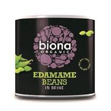 Biona Edamame Beans Organic 200g