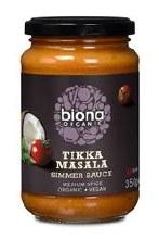Biona Tikka Masala Sauce 350g
