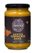 Biona Lentil Turmeric Dahl 350g
