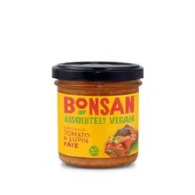 Bonsan Org Tomato Lupin Pate 140g