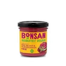 Bonsan Org Beetroot Pate 130g