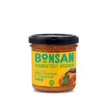Bonsan Org Cashew Pepper Pate 130g