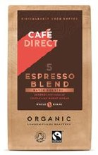 Cafedirect Espresso Blend FT Coffee Beans 227g