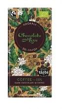 Chocolate and Love Coffee 55% 80g