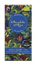 Chocolate and Love Rich Dark 71% 80g