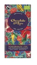 Chocolate and Love Pomegranate 70% 80g