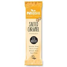 Creative Nature Salted Caramel Flapjack 40g