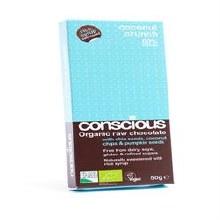 Conscious Chocolate Coconut Crunch 50g